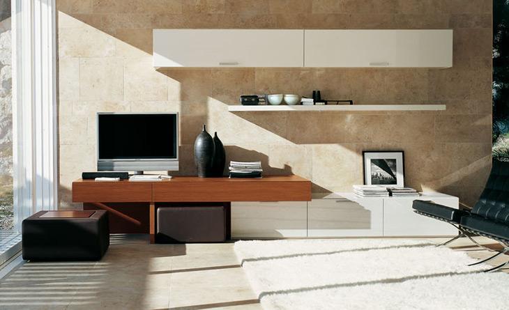 Pedrazzoli arredamenti gallery for Arredare zona living
